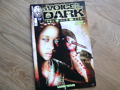 IMAGE A Voice In The Dark graphic comic issue #7 May 2014 NEW!!!! Top Cow Taylor