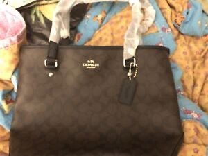 Authentic Coach Purse NWT