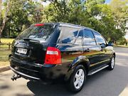 2004 Ford Territory Wagon 7Seats 4x4 TS Auto 10Months Rego Black Moorebank Liverpool Area Preview