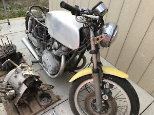 '73 Yamaha XS-650 project bike and parts - $950 or Best Offer
