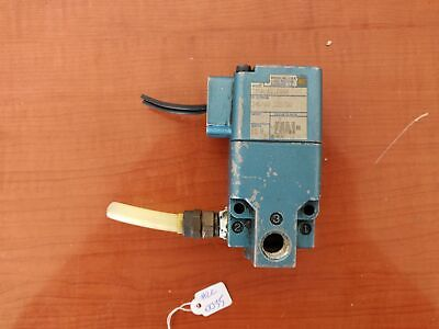Mac 225b-121caaa Solenoid Valve 220240v 15w