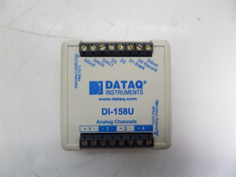 DATAQ Instruments DI-158U 4-Channel Data Acquisition Module