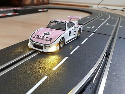 Carrera Digital 132 Porsche 935 K3 Extrem Tuning NSR Motor Federung 3D-Fahrwerk