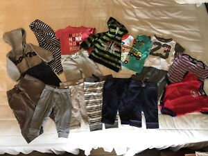 Large lot baby boy clothes 6-9 months & 9 months