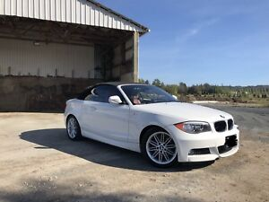 2012 BMW 128i convertible M1 series