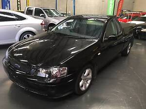2005 Ford Falcon Ute with hard lid Arundel Gold Coast City Preview