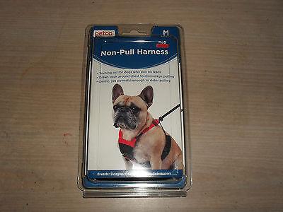 New Petco Red Non Pull Mesh Dog Harness  Medium