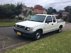 Toyota Hilux Xtra Cab 2003 AUTO West Ryde Ryde Area Preview