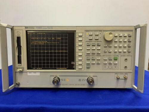 HP, 8753ES, S - PARAMETER NETWORK ANALYZER