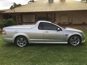 2008 Holden Commodore Ute Port Wakefield Wakefield Area Preview