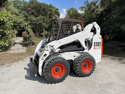 2010 Bobcat S185 Skid Steer Aux Hydraulics Pre-emissions864 Hrs.