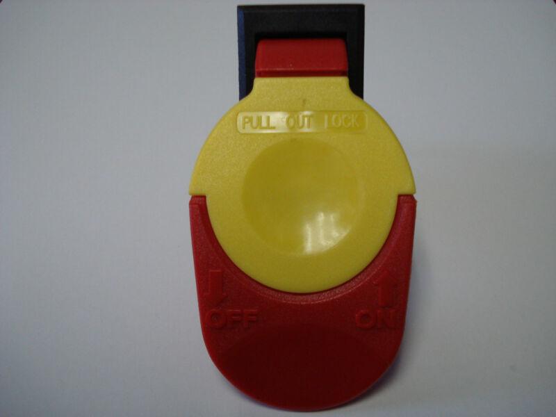 JET/Wilton/Powermatic/Craftsman Belt Sander JSG96-135 994534 On/Off Switch
