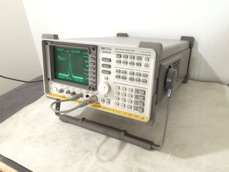 CALIBRATION and/ or Repair SERVICE for HP Agilent Keysight Spectrum Analyzers