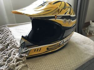 Casque motocross/scooter