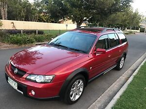 2004 Holden Adventra V8 Auto 4x4 Wagon 164k ,6 MRgo & RWC $7600 Carindale Brisbane South East Preview