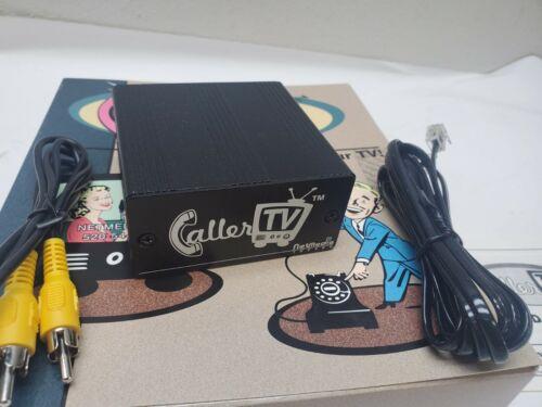 NetMedia CallerTV Caller ID on your TV - Hard To Find!
