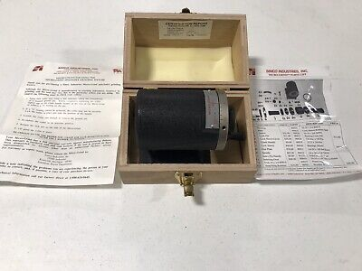 New Simco Micro-grind 5c Collet Spin Index Jig Grinding Fixture Tool Machinist