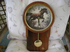 Jarrah Wall Clock Withers Bunbury Area Preview