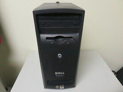 Dell Dimension 2100 Retro Desktop PC Celeron 1.1 Windows 98 120GB 128MB DVD