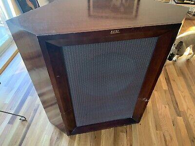 Altec Speaker Cabinet 606 Vintage Original W/ Label