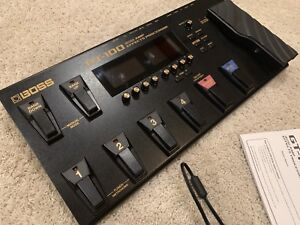 Boss GT-100 Multi-Effects Guitar Pedal