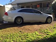 WM Holden Statesman Alloy Mag Wheels with Near New tyres  Cessnock Cessnock Area Preview