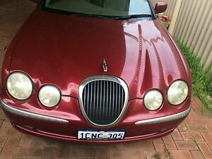 2000 Jaguar S Type Sedan Parkwood Canning Area Preview
