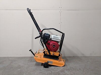 Hoc C100 Gx200 6.5 Hp Commercial Plate Compactor Tamper 2 Year Warranty