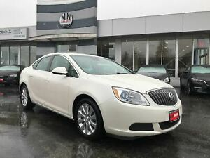 2016 Buick Verano Premium Rear Camera Leather Trimed Seats Only
