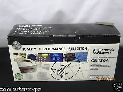 Compatible with HP Toner 36A Black Toner for HP Laserjet M1120 M1522 P1505