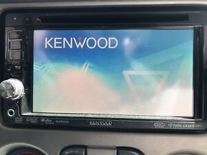 Kenwood DNX5140 Double DIN GPS DVD Touchscreen Head Unit
