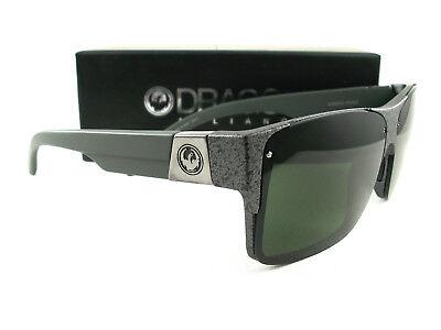 Dragon Alliance Sunglasses Reverb Gunmetal Marble Green Authentic (Dragon Reverb Sunglasses)