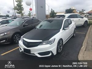 2017 Acura ILX Technology Package Hamilton Nights Special Edi...