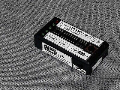 Tri-colour DEL Test ACA et CAC Testing for Bi- 1 x truopto DEL Testeur