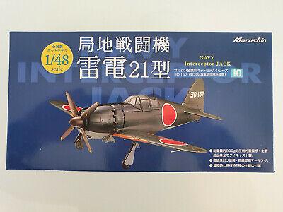 Marushin 1/48 J2M3 Raiden [Model No 10] comprar usado  Enviando para Brazil