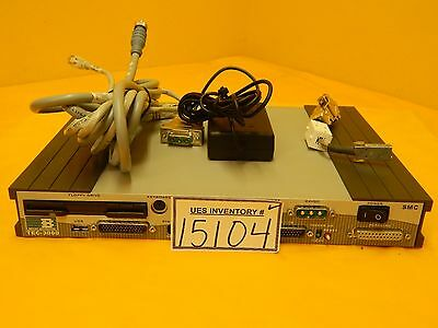 Brooks Automation Tec 300 Controller Smc S Pri Fei Clm 3D Used Working