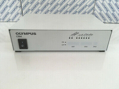 Olympus Ix3-cbm Control Box For Motorized Units And Ac-adapter