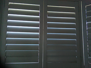 White plantation shutters wanted Bolwarra Maitland Area Preview