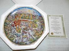 McDonald's Golden Moments Plate Bill Bell Franklin Mint