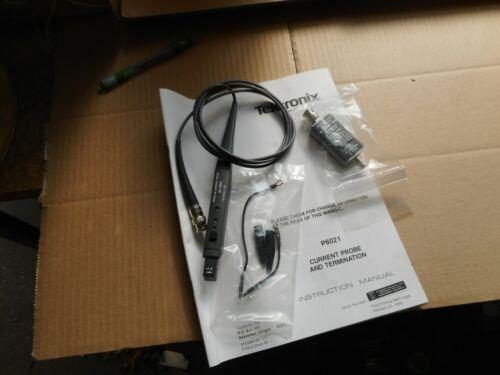 Tektronix P6021 60Mhz current Probe 070-0947-00 NEW OLD STOCK