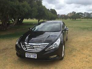 Going overseas and need to sell our 2011 Hyundai i45 Sedan Elite Wynnum Brisbane South East Preview