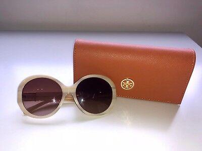Blonde Tortoise / Ivory Tory Burch Sunglasses (TY7072 1338/13)
