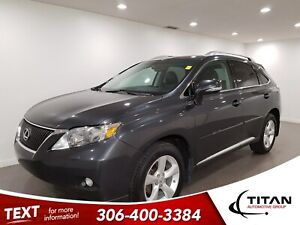 2011 Lexus RX 350 AWD|CAM|Leather|Htd Seats|Alloys