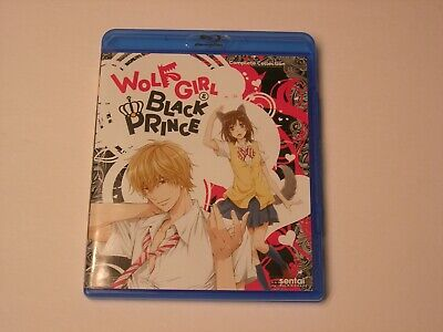 WOLF GIRL BLACK PRINCE LIKE NEW BLU RAY COMPLETE COLLECTION