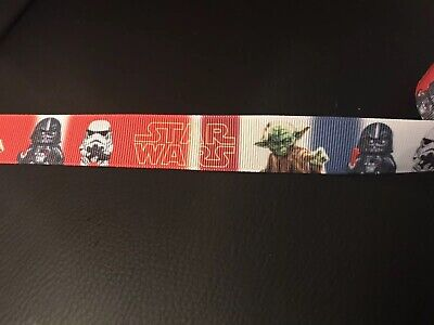 Star Wars Ribbon Cake Decorating Childrens Crafts Sewing 25mm