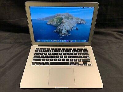 "Apple MacBook Air A1466, 13.3"", Mid-2013, 1.3 GHz i5, 4 GB RAM, 128 GB SSD"