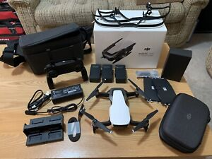 DJI Mavic Air Fly More Combo + Extra Battery + More