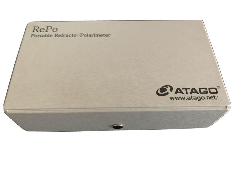 ATAGO RePo -1 Digital Refractometer / Polarimeter
