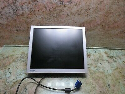 Kds Usa Flat Panel Display Cnc Crt Cincinnati Milacron Sabre 1250 Ear Monitor