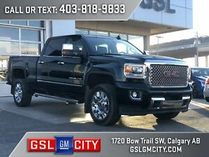 2016 GMC Sierra 2500HD Denali 6.0L V8, 4 Wheel Drive, Automatic